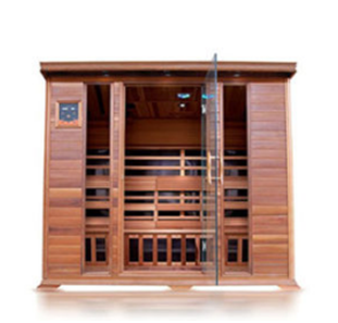 SunRay Sequoia 4-Person Infrared Sauna Review